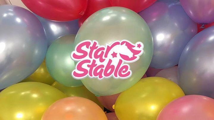 Happy 5th Birthday to Star Stable!