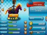 Buying a new mount in Horse Racing Winner 3D PLUS
