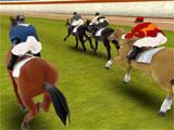 Race Horses Champions intense race