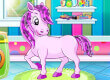 Pony Parade game