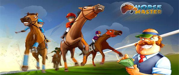 Horse Master - Race your gorgeous in stunning 3D with this free Facebook Racing Game.