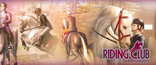 Riding Club Championships - Train Horses & Compete With Others!