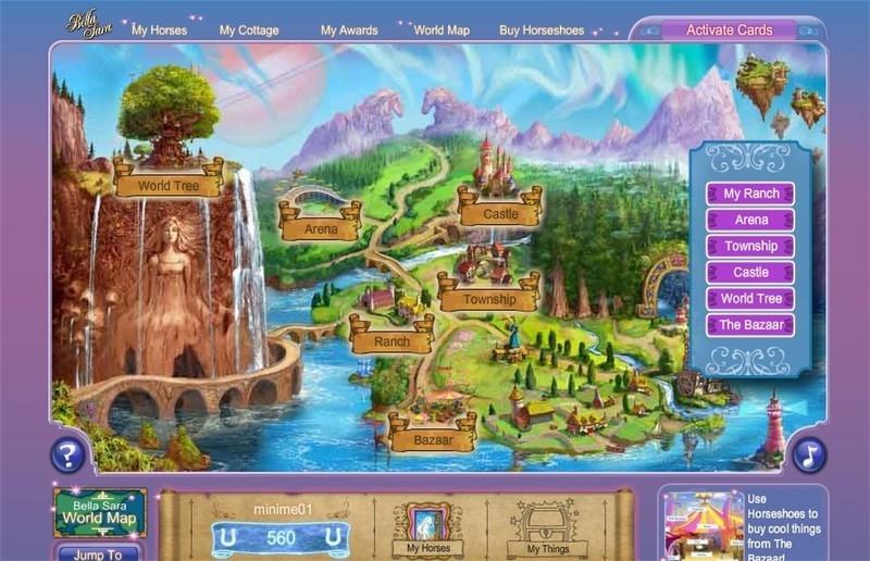 Bella sara horse games online - Jeux de bella sara ...