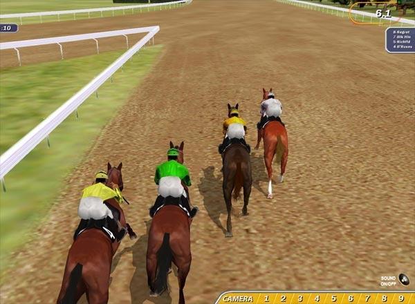 Horse racing gambling games kender casino