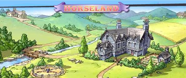Horseland - Ride with your friends and explore the beautiful world in Horseland