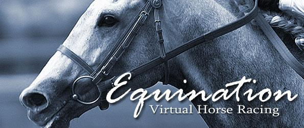 Equination - Get in the game of horse-racing with realistic and exciting virtual horse-racing games available.