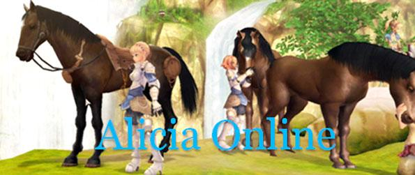 Alicia Online - Play this highly unique and addictive horse racing game that'll take you on an unforgettable adventure.