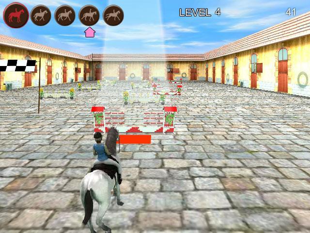 Online Horse Games @ ForHerGames