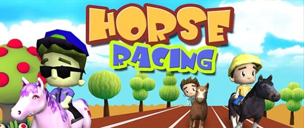 Horse Racing 3D Kids Edition - Play this exciting horse racing game that has much to offer to anyone who tries it out.