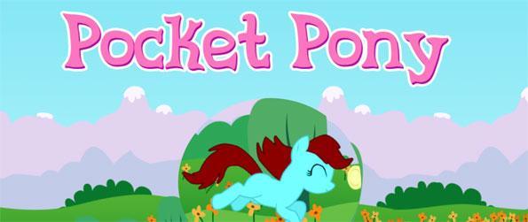 Pocket Pony - Bathe, feed and put your little pony to sleep and watch it grow in Pocket Pony!