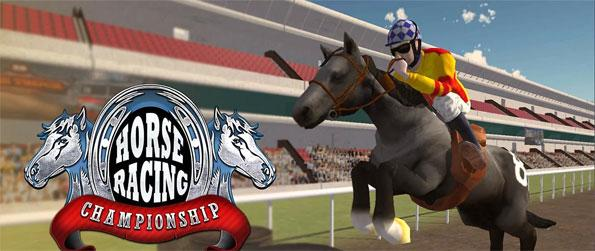Horse Racing Derby Quest - Play this fun filled and high intensity racing game and prove yourself to be the best horse rider ever.
