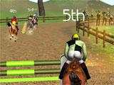 starting slow in World Horse Racing 3D