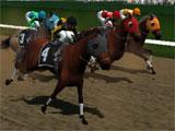 Photo Finish Horse Racing ahead of the rest