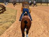 Extreme Wild Horse Race Texas: Game Play