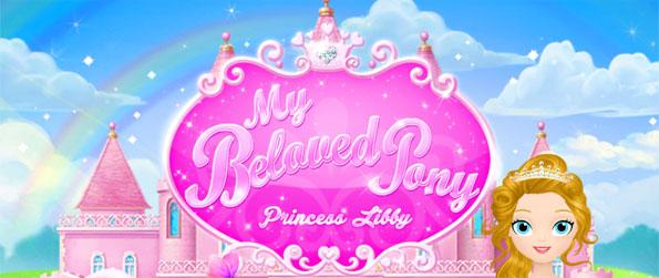 Princess Libby: My Beloved Pony - Play this exciting game in which you'll get to take care of your very own magical pony.