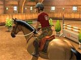 Compete in events in My Horse and Me