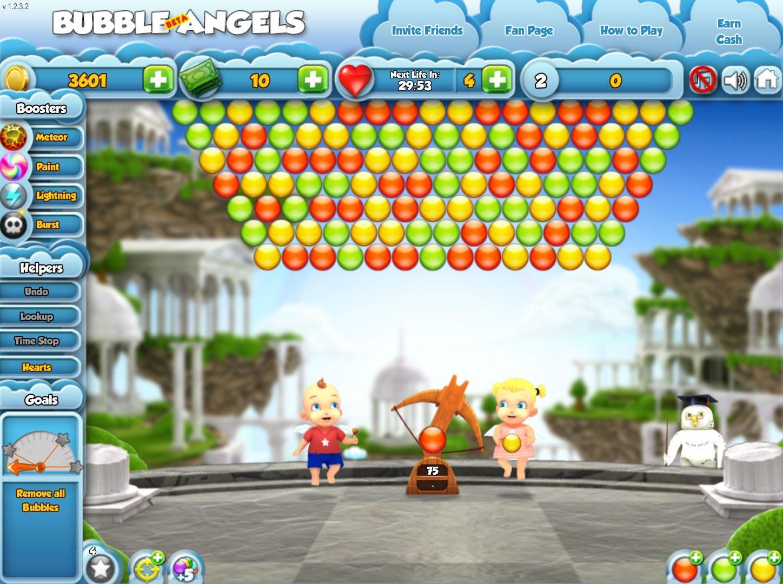 ángel juegos