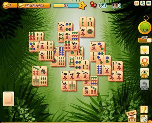 Sample Mahjong Trails