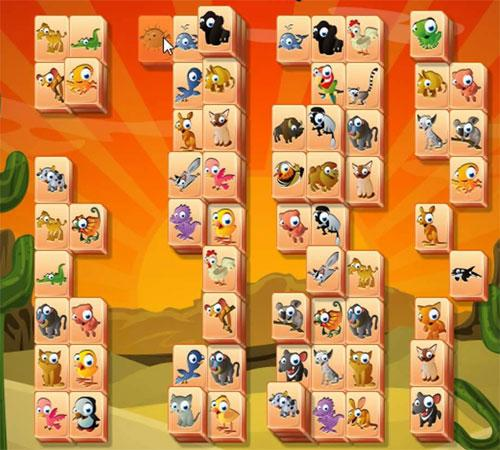 Fun Tiles in Mahjong Trails
