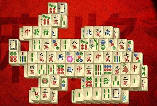 Fun Rabbit Pattern in Mahjong Legends