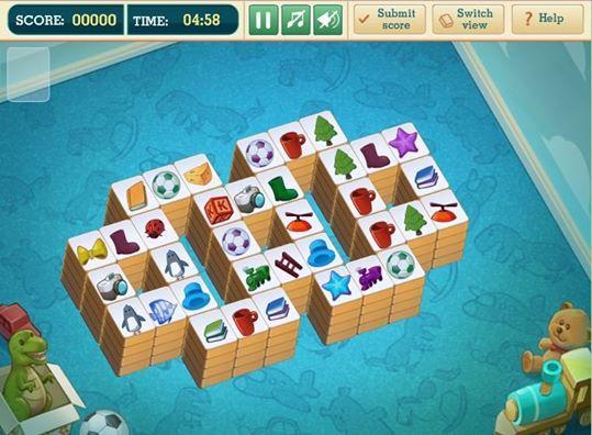 Toy Box Mahjong Games : Mahjong toychest giochi gratis