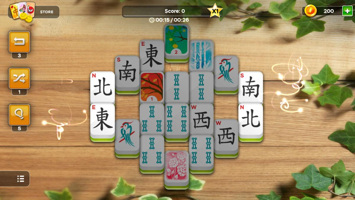 dragon mahjong solitaire