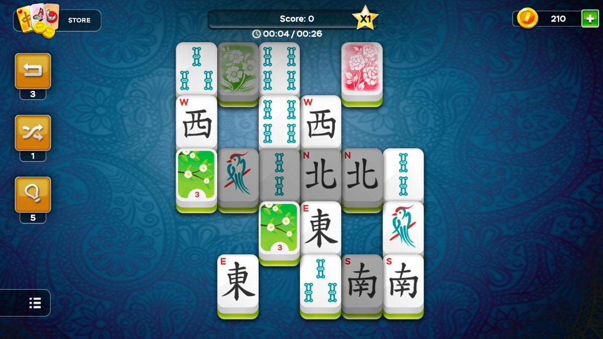 ws mahjong
