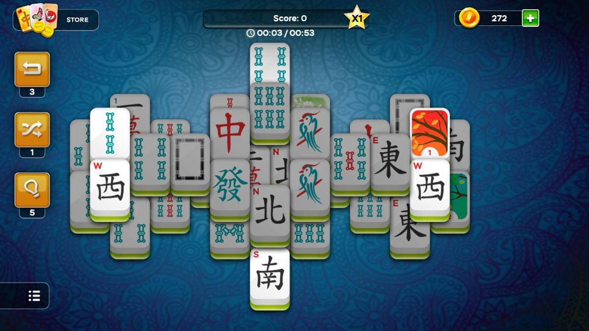 dragon mahjong solitaire