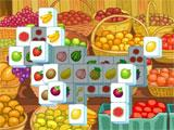 Fruit Mahjong Challenging Gameplay