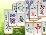 Breathtaking backgrounds in Mahjong: Epic Tiles