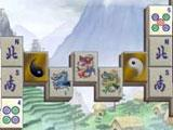 Gold tiles in Mahjong Quest: An Epic Tale of Tile Matching