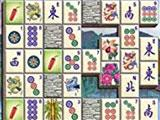 Explosive tiles in Mahjong Quest: An Epic Tale of Tile Matching