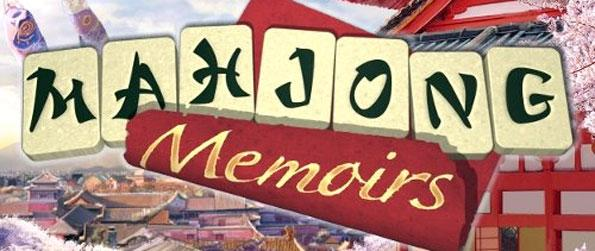 Mahjong Memoirs - Discover a timeless tale of forbidden love in this reinvention of Mahjong!