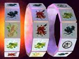 Amazing 3D mahjong puzzles in Mahjong Deluxe 2