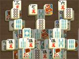 Mahjong Path Solitaire starting off