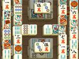 Mahjong Path Solitaire fun level