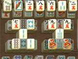 Mahjong Path Solitaire gameplay