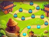Mahjong Adventures Level Map