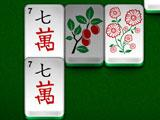 Super Mahjong Flower Tiles