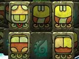 Doubleside Mahjong Amazonka Mushroom Tiles