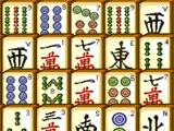 Mahjong Connect 3 Bamboo and Number Tiles