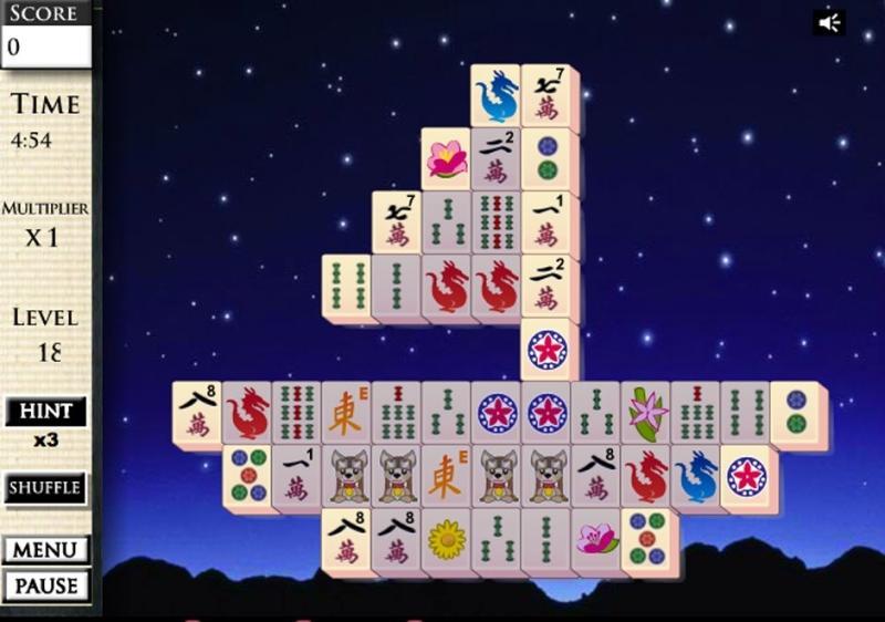 mahjong zen jeux de mahjong gratuits. Black Bedroom Furniture Sets. Home Design Ideas