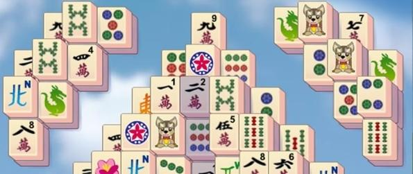 Mahjong Zen - Joga o clássio Mahjong no Facebook!