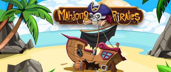 Mahjong Pirates - Traz o teu velho navio pirata de volta à glória!