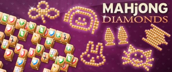 Mahjong Diamonds - Create your Mahjong Gaming Fun!