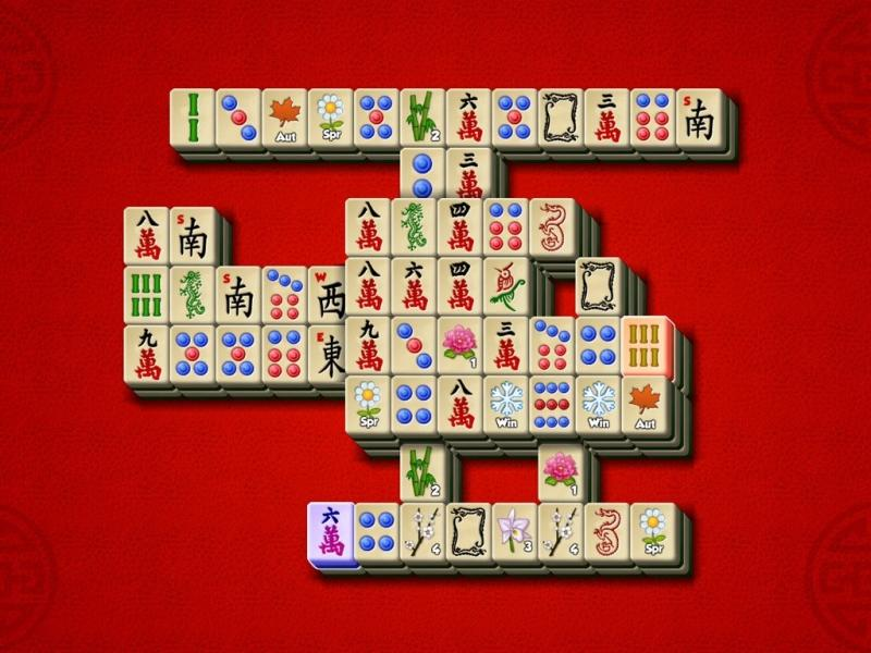 traditional mahjong game how to play