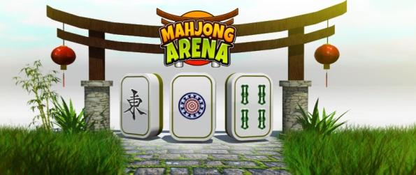 Mahjong Arena - Compete Who Is The Fastest Mahjong Player Around!