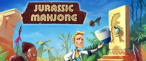 Jurassic Mahjong - Enjoy a pre historic trip in a fun mahjong game.