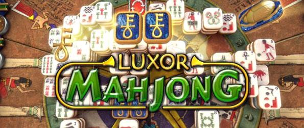 Luxor Mahjong - Enjoy a trip to ancient Egypt in this stunning new Mahjong Game.