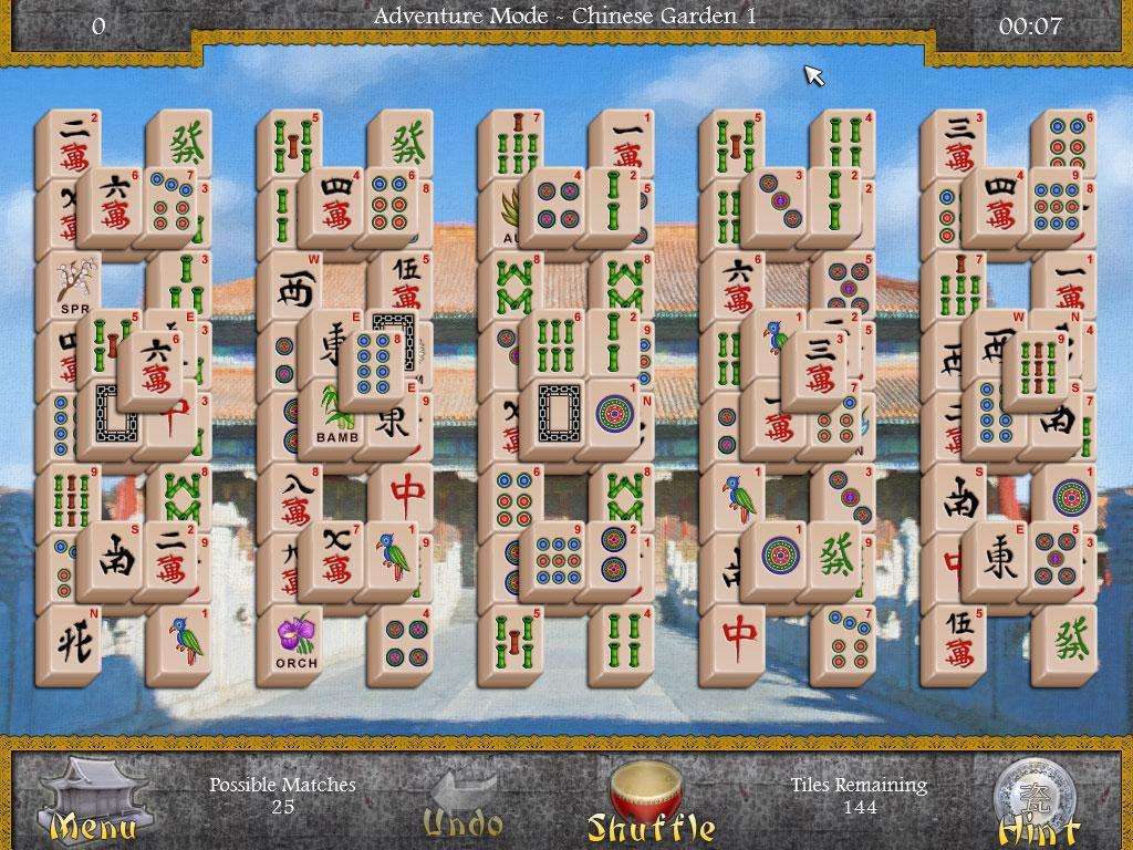 new mahjong